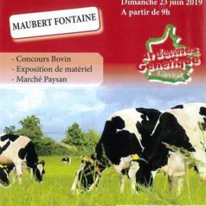 Comice Agricole du 23 juin 2019